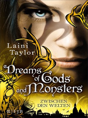 cover image of Dreams of Gods and Monsters