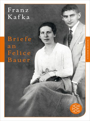cover image of Briefe an Felice Bauer