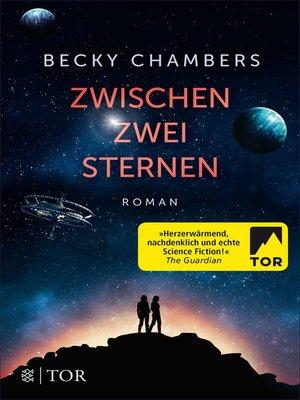 cover image of Zwischen zwei Sternen