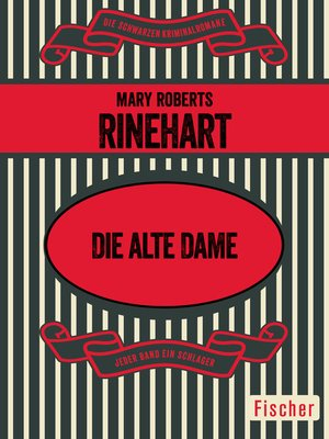 cover image of Die alte Dame