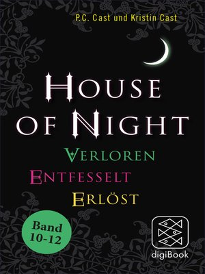 cover image of »House of Night« Paket 4 (Band 10-12)