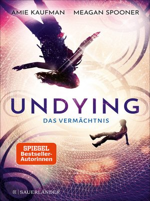 cover image of Undying – Das Vermächtnis