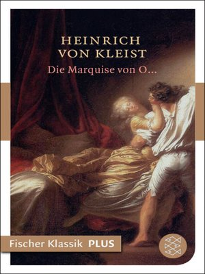 cover image of Die Marquise von O...