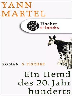 cover image of Ein Hemd des 20. Jahrhunderts