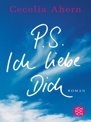 cover image of P.S. Ich liebe Dich
