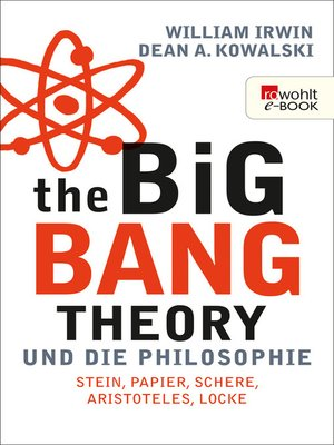 cover image of The Big Bang Theory und die Philosophie