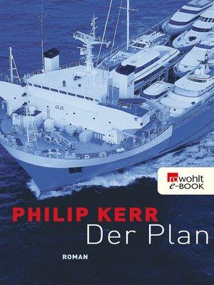 cover image of Der Plan