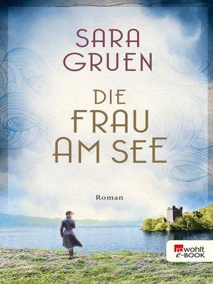 cover image of Die Frau am See