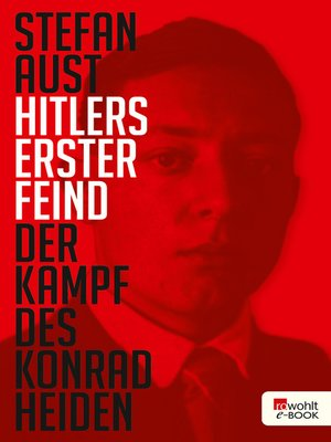 cover image of Hitlers erster Feind