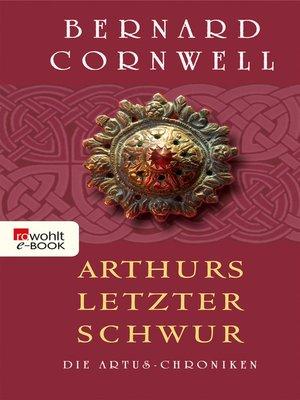 cover image of Arthurs letzter Schwur
