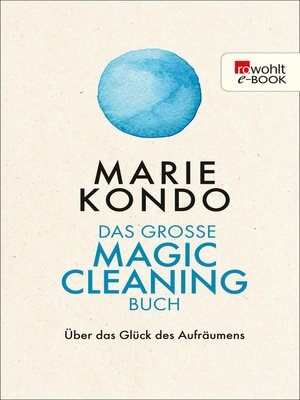 cover image of Das große Magic-Cleaning-Buch
