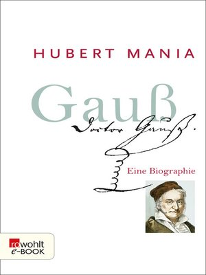 cover image of Gauß