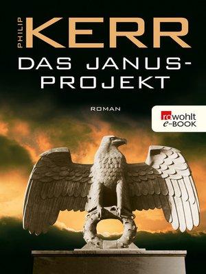 cover image of Das Janusprojekt