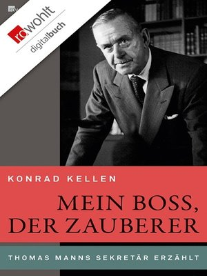 cover image of Mein Boss, der Zauberer