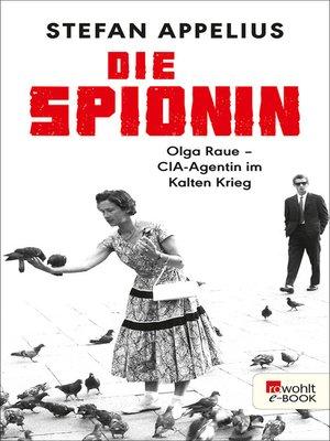 cover image of Die Spionin