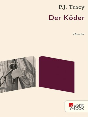 cover image of Der Köder