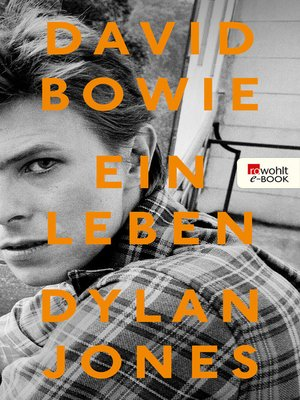 cover image of David Bowie