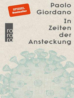 cover image of In Zeiten der Ansteckung
