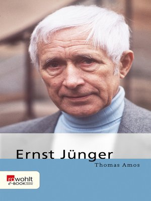 cover image of Ernst Jünger