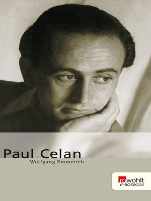 cover image of Paul Celan