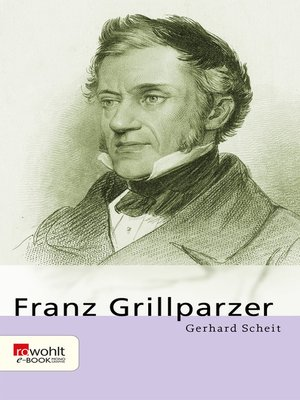 cover image of Franz Grillparzer