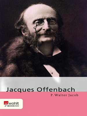 cover image of Jacques Offenbach