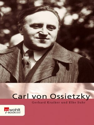 cover image of Carl von Ossietzky