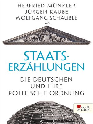 cover image of Staatserzählungen