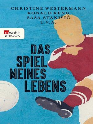 cover image of Das Spiel meines Lebens