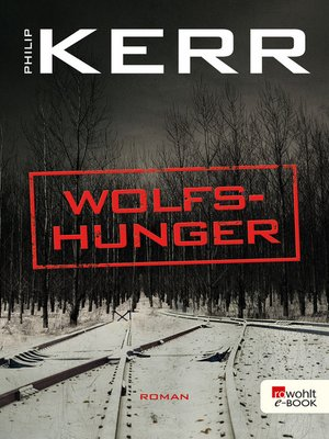 cover image of Wolfshunger