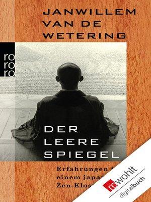 cover image of Der leere Spiegel