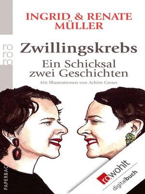 cover image of Zwillingskrebs
