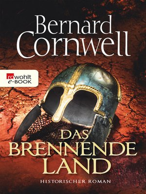 cover image of Das brennende Land