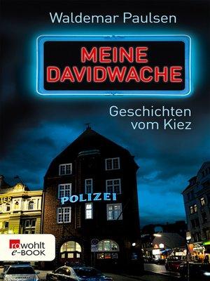 cover image of Meine Davidwache
