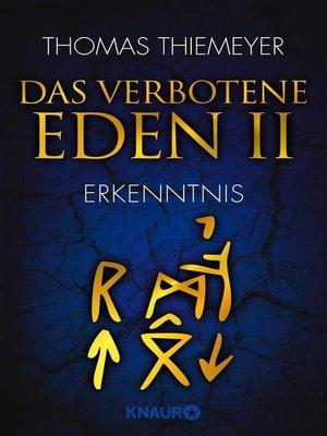 cover image of Das verbotene Eden 2
