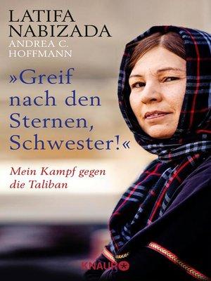 "cover image of ""Greif nach den Sternen, Schwester!"""
