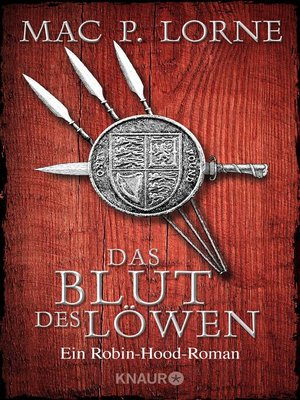 cover image of Das Blut des Löwen