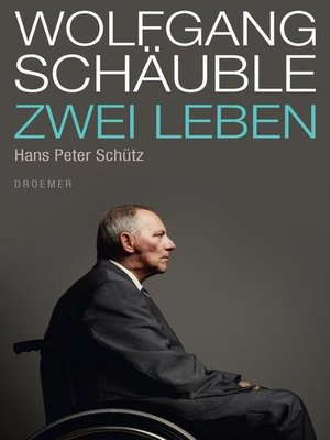 cover image of Wolfgang Schäuble