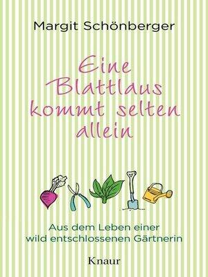 cover image of Eine Blattlaus kommt selten allein