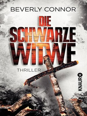 cover image of Die schwarze Witwe