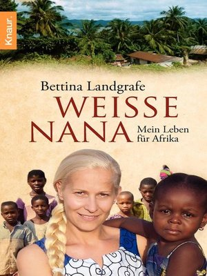 cover image of Weiße Nana