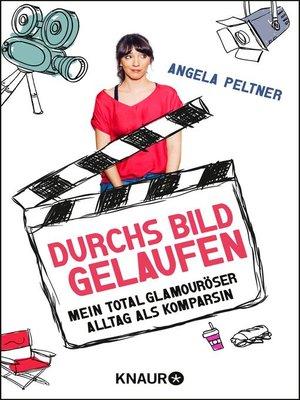 cover image of Durchs Bild gelaufen