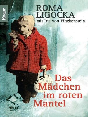 cover image of Das Mädchen im roten Mantel