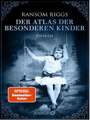 cover image of Der Atlas der besonderen Kinder