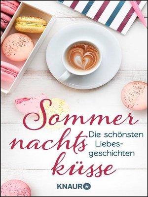 cover image of Sommernachtsküsse