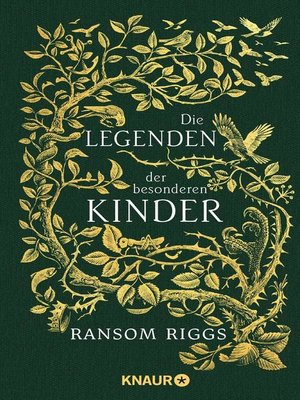 cover image of Die Legenden der besonderen Kinder