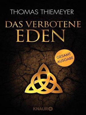 cover image of Das verbotene Eden