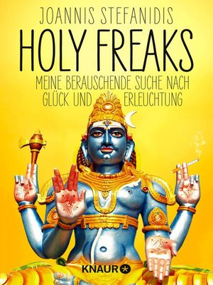 cover image of Holy Freaks