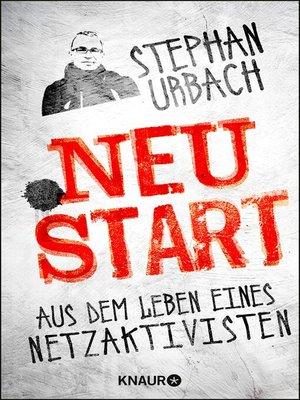 cover image of .NEUSTART