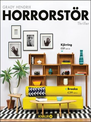 cover image of Horrorstör